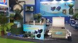회전하는 작풍 물고기 농장을%s 영향을 주는 드럼 필터