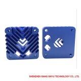 Peças sobresselentes de sopro personalizadas produção em massa do CNC