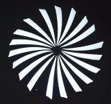 Pena colorida de Turquia do direita do protetor de 5 polegadas para o tiro ao arco Fletching