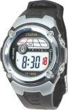 Gli ABS mettono vigilanze dell'allievo di colori del cronografo rotondo svizzero del movimento dell'elastico le varie