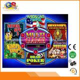 Multi Gamintor Video American Draw Poker Game Gambling Boards