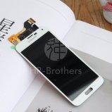 Экран LCD оптовая цена с агрегатом цифрователя для Samsung S5