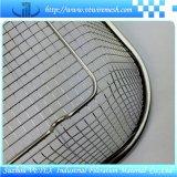 ステンレス鋼304の網のバスケット