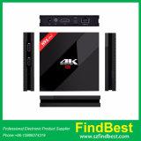 H96 FAVORABLE más el rectángulo androide de la base TV de 3GB+32GB Amlogic S912 Octa