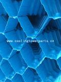 Quadratische Gegenwelle Belüftung-Plombe des fluss-Kühlturm-S