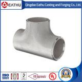 Aço inoxidável de ASME/ANSI B16.9 90/45 de cotovelo da tubulação de Lr/Sr