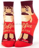 Großhandelsform-Knöchel-Socke für Frauen oder Mädchen kundenspezifisch anfertigen