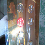 Cop van de Drukknoppen van de Lift FUJI snoeit voor Lift
