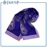 若い女の子カスタムプリントスカーフ