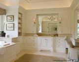 O melhor gabinete de banheiro envernizado da porta de América da venda estilo moderno