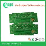 Зеленая монтажная плата PCB чернил 1oz медная твердая