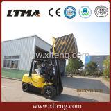 높은 능률적인 3.5t 중국 디젤 엔진 포크리프트 판매