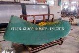 Het aangemaakte en Gelamineerde Glas van de Roltrap