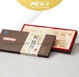 Boîte-cadeau de papier simple durable de produit alimentaire de soins de santé de forces de défense principale