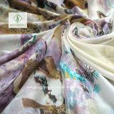 Крупноразмерная повелительница Способ Шелк Шарф полотенца пляжа солнцезащитный крем печатание