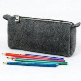 Мешок дешевого войлока мешка пер войлока просто конструкции косметический для карандаша