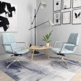 居間のホーム家具ファブリックArmrestの椅子