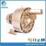 Tratamiento de aguas residuales de alta presión de poco ruido del ventilador del anillo del aire de la aireación
