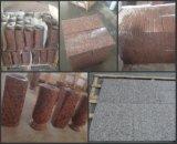 カウンタートップのための卸し売り赤い花こう岩Slabs/G562/Polishedの平板かフロアーリングまたは卓上またはつぼ