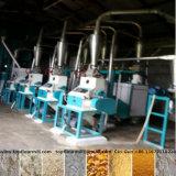 良質のための中国のトウモロコシの製造所機械で動作する5tトウモロコシの製粉機機械
