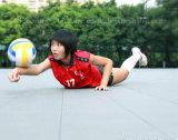 Suelo durable e inferior del voleibol del mantenimiento