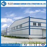 Entrepôt préfabriqué de structure métallique de coût bas (CE)