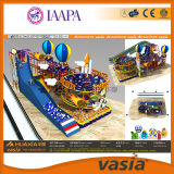 Super Populaire Slide pour Indoor Play Center par Vasia (VS1-160323-299-15-D)