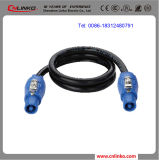 Alimentare nel Pin Connector Cable Power di Powercon-Locking 3