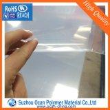 ISO9001: Strato eccellente standard del PVC della radura 2008, nessuno strato rigido trasparente del PVC della piega per la casella piegante