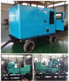 1500kVA 트레일러 이동할 수 있는 전기 엔진 디젤 엔진 발전기 세트에 25