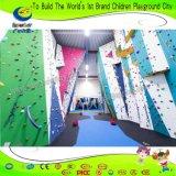 Kind-Fiberglas-Felsen-Kletternwand für kletternde Gymnastik