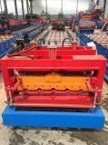 Vielseitig begabte Stahldach-Jobstepp-Fliese-Rolle, die Maschine bildet