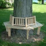 Chaise en bois de jardin