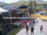 Haoyang Vt4880 audio Dual linha grande disposição de 18inch Subwoofer