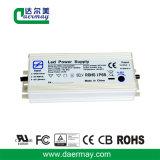 옥외 LED 전력 공급 120W 24V IP65
