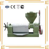 Tipo pequeno máquina do parafuso da imprensa de petróleo do coco do amendoim do amendoim do feijão de soja
