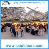 De duidelijke Hoogste Tent Van uitstekende kwaliteit van het Huwelijk van de Luxe van de Tent van de Gebeurtenis van de Partij
