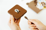 Циновка нового телефона конструкции беспроволочного поручая для приспособления Qi совместимого