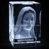 Cristal 3D Medujorje