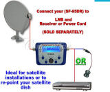 Sat-Sucher-Satellitensucher-Signal-Messinstrument