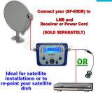 Mètre satellite de signal de trouveur de trouveur de Sat