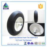 "4.80/4.00-8 "" - Inch Flat Free Wheelbarrow Tire mit Ribbed Trea"
