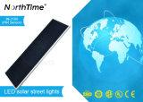 1つ/太陽LEDの街灯を統合したの100ワットはすべて