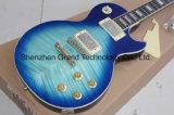 Guitare électrique de type bleu de Lp