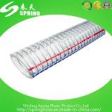 Transparenter Belüftung-Stahldraht-verstärkter Schlauch