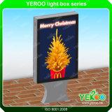 Sign - Display - Caja de luz de desplazamiento - Caja de luz - Publicidad - Equipo de publicidad