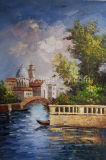 Картина маслом - Венеци 1
