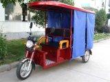 Triciclo elétrico do passageiro do modelo novo