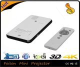 Mini ayuda Multi-Media ultra portable HDMI/proyector de la pantalla de la tarjeta LED del USB/del TF