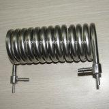飲料の冷却のためのコイルの管